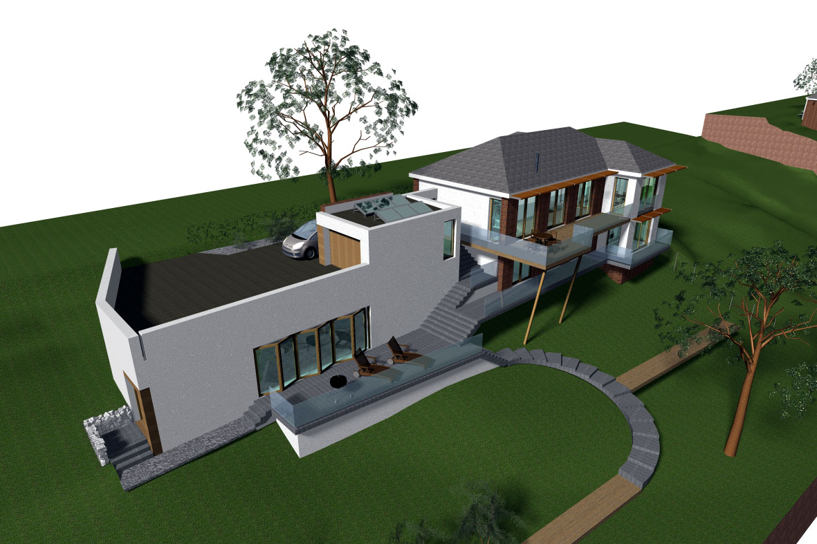 Self Build Design