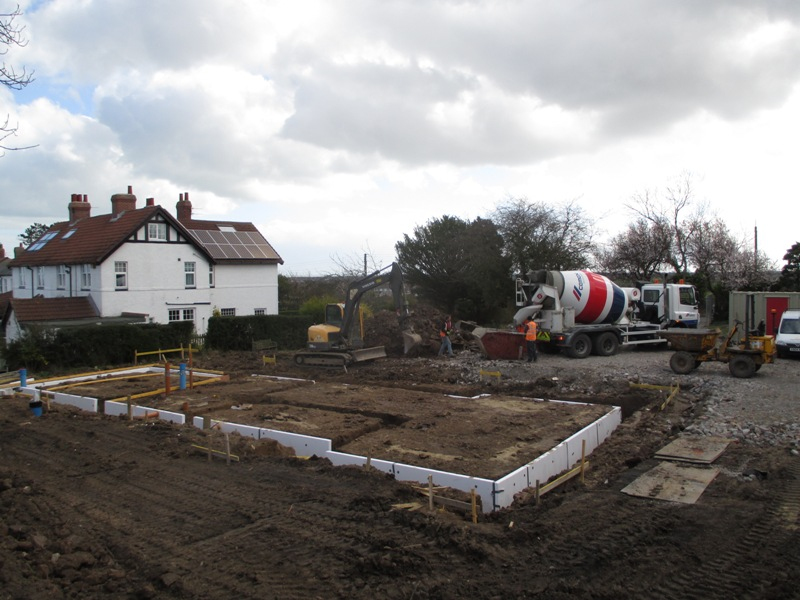 A Self Build Mortgage Gives Your Project Solid Foundations