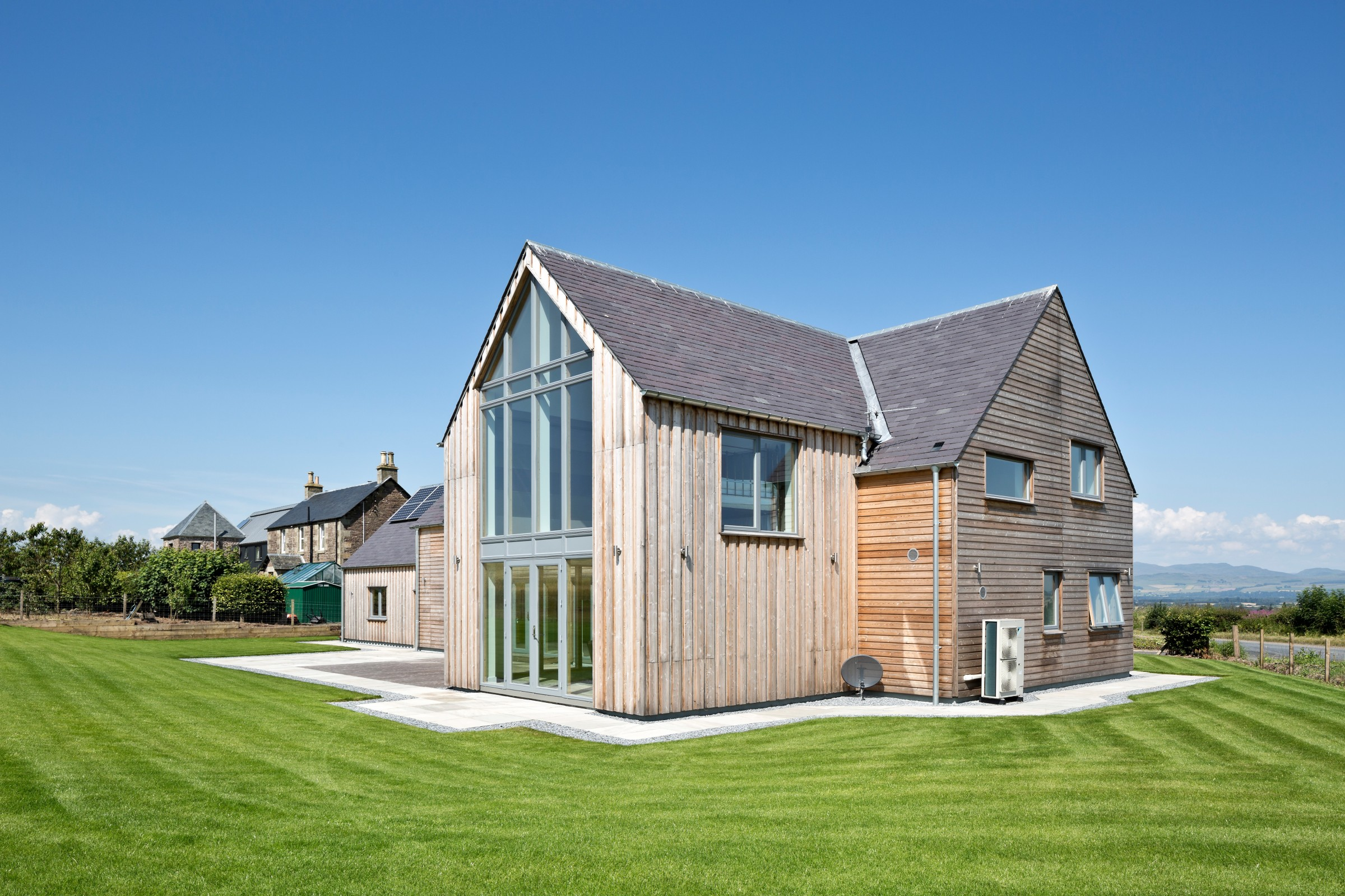 Self build services