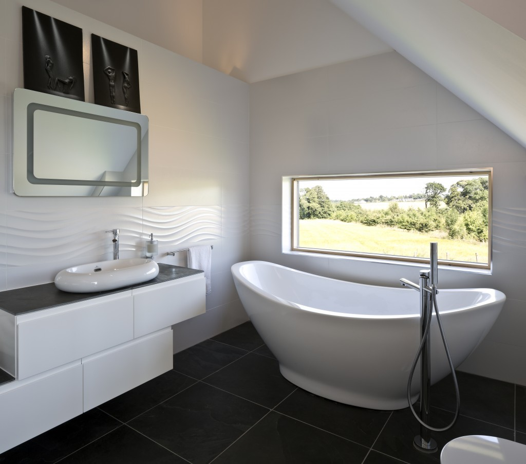 Amor Bathroom - Homebuilding & Renovating Magazine Featured Home