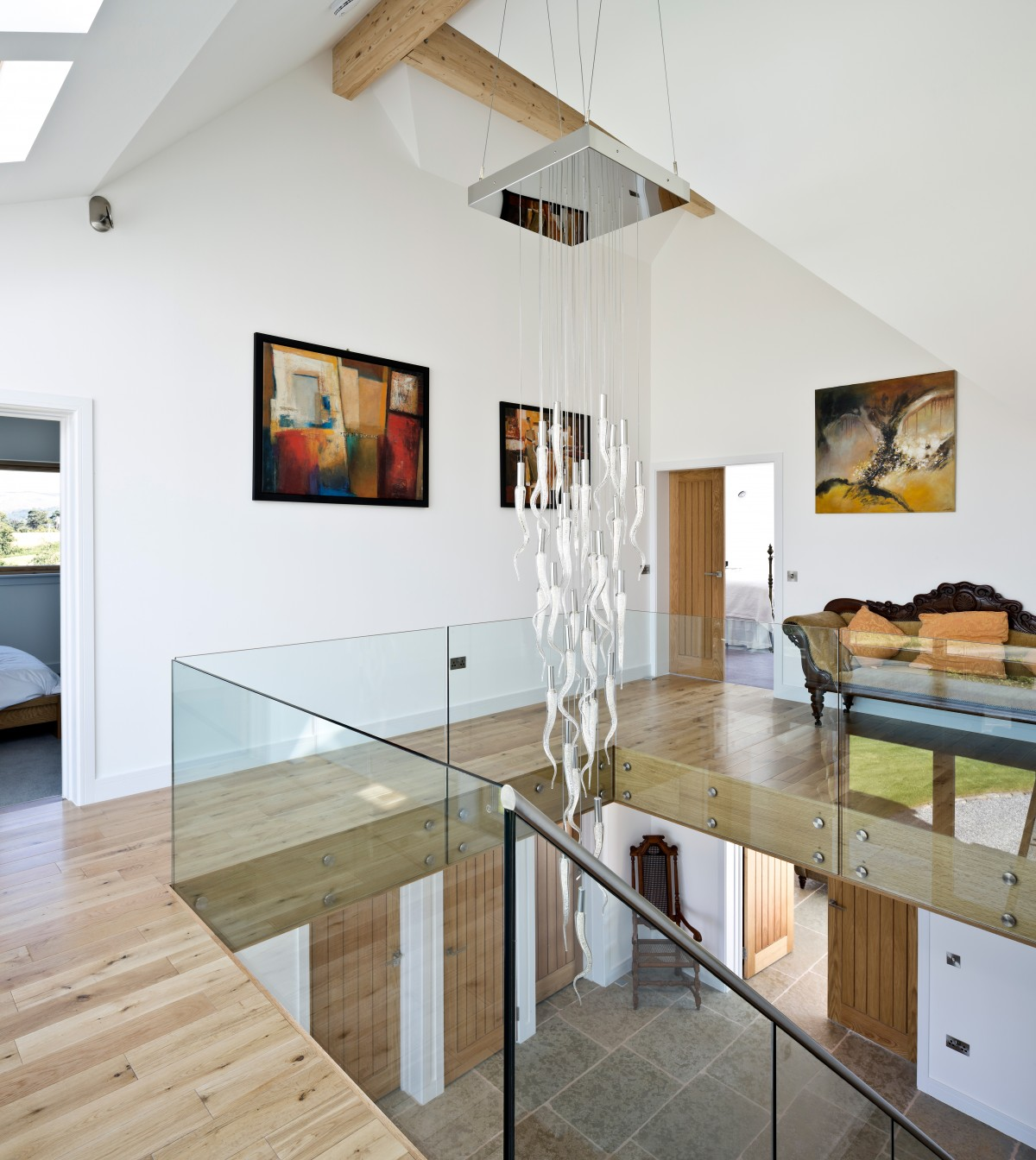 ACA Self Build Interior