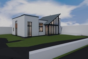 3D Image of Self Build Design