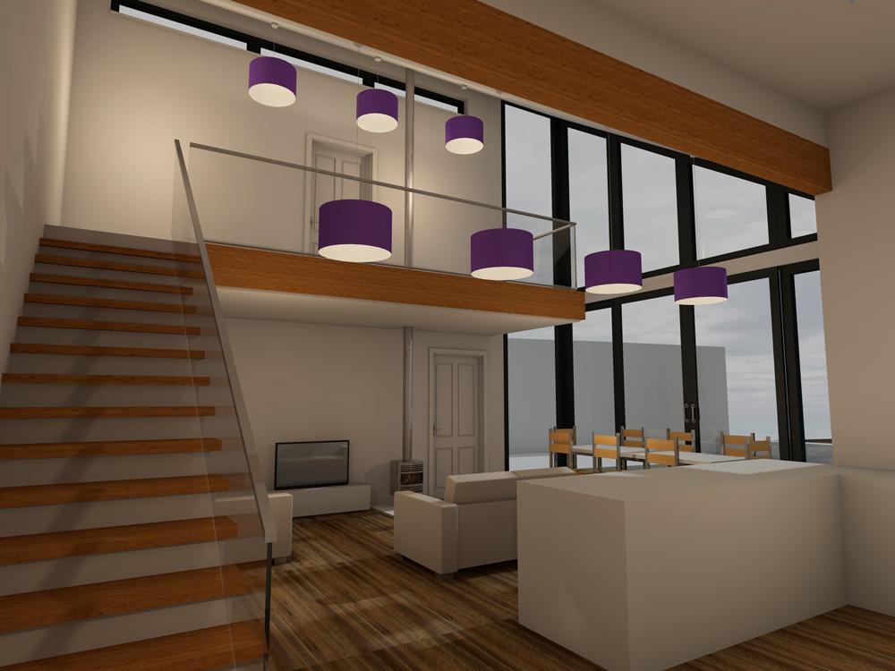 Energy Efficient Interior