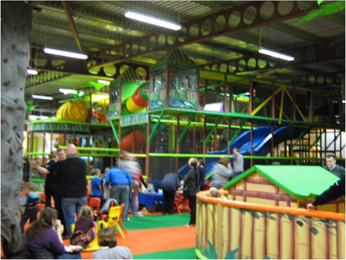 Soft Play Centre Architecture