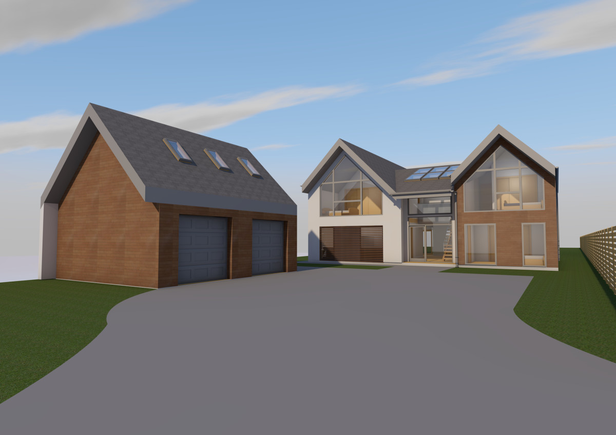 Self Build, Suffolk