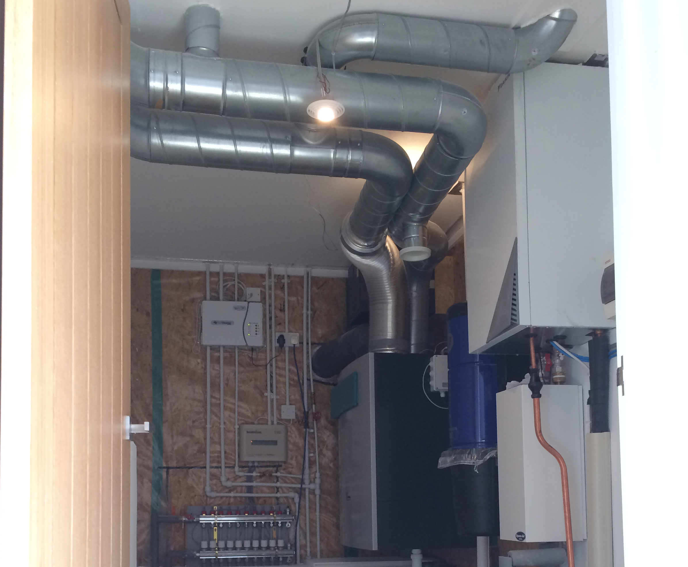 Central Ventilation System : Mvhr benefits of mechanical ventilation with heat recovery
