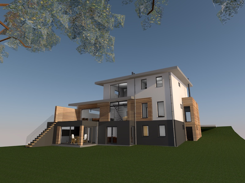 Self Build Replacement Dwelling House