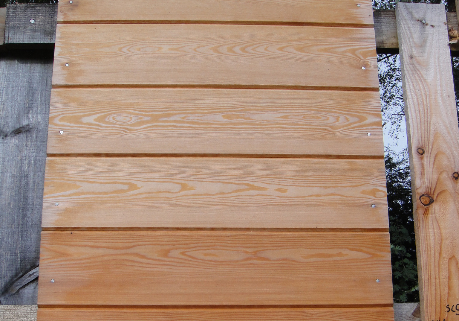 The Aesthetics Is Another Advantage Of Timber Cladding With Relatively Low  Costs In Comparison To Other Cladding Solutions.