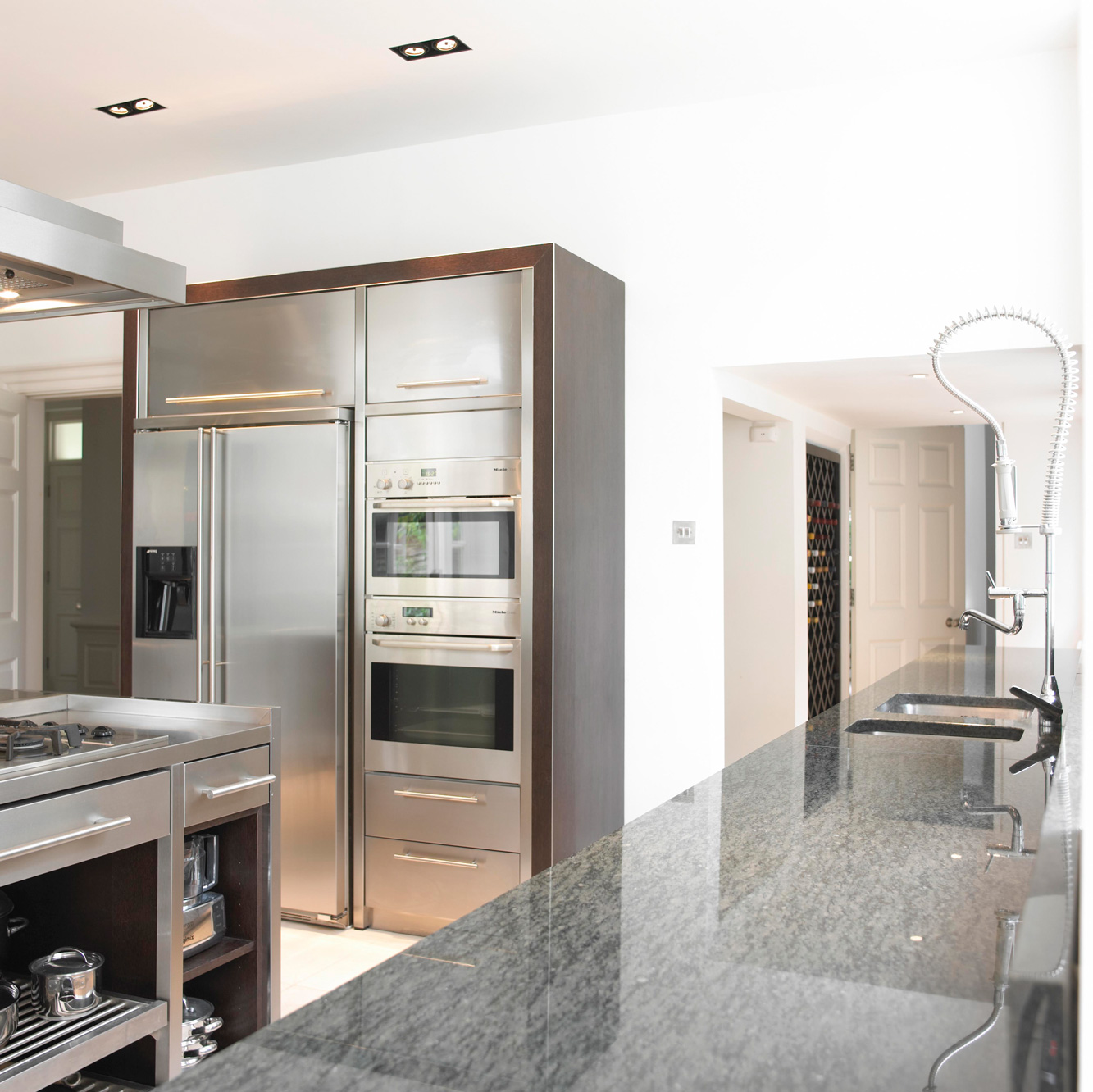 John Evans Kitchen Interior Design