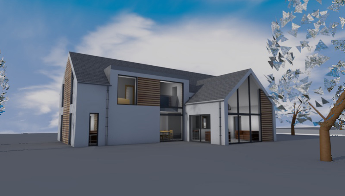 Choose self build architect