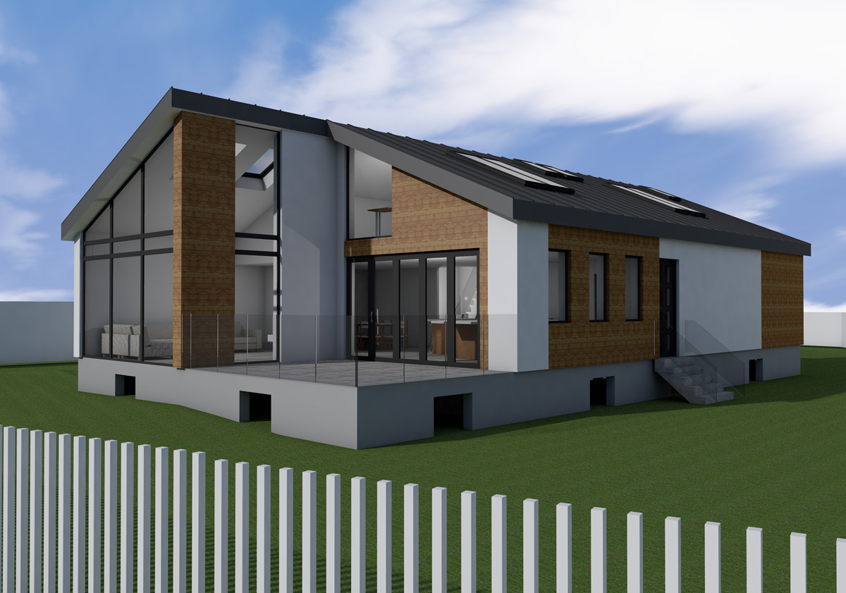 working self-build architect