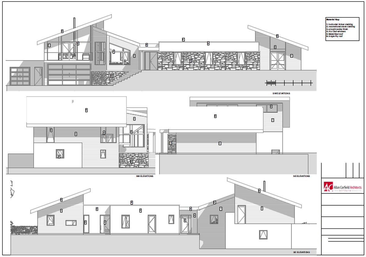 self build architect cost