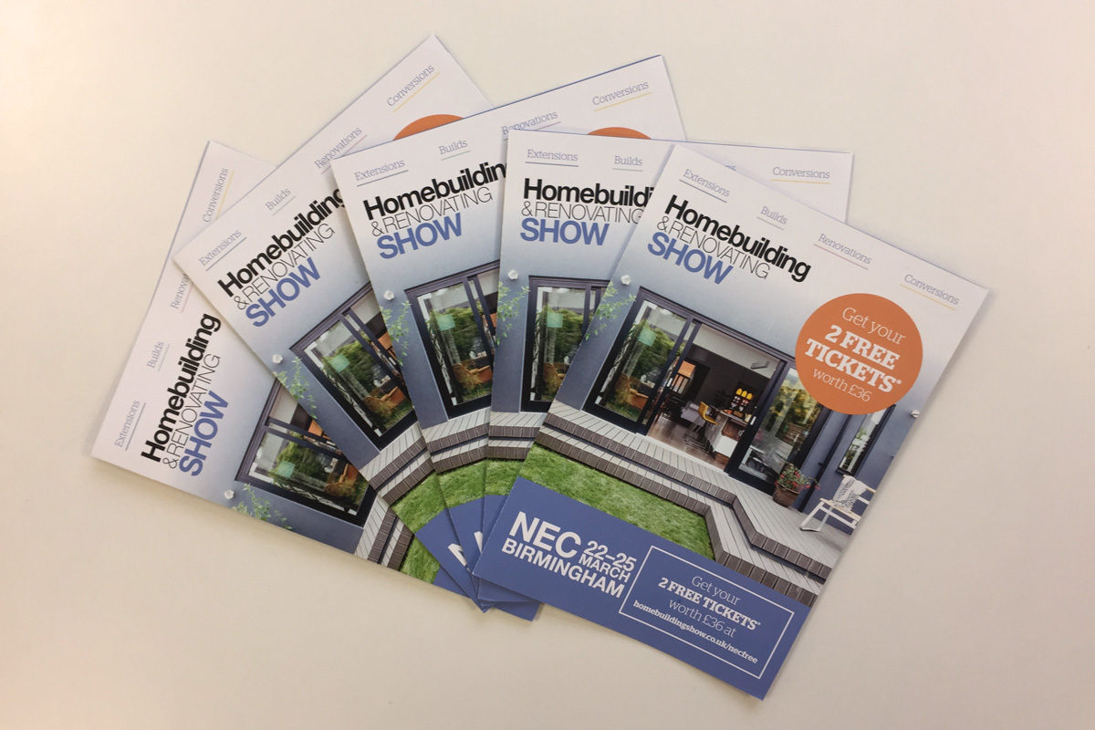 National Homebuilding & Renovating Show Birmingham 2018