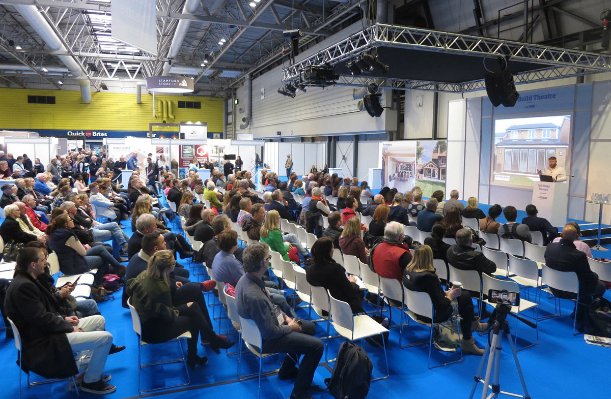 Homebuilding & Renovating Show Glasgow
